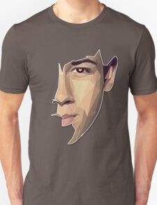 Nick Jonas Polygon Portrait T-Shirt