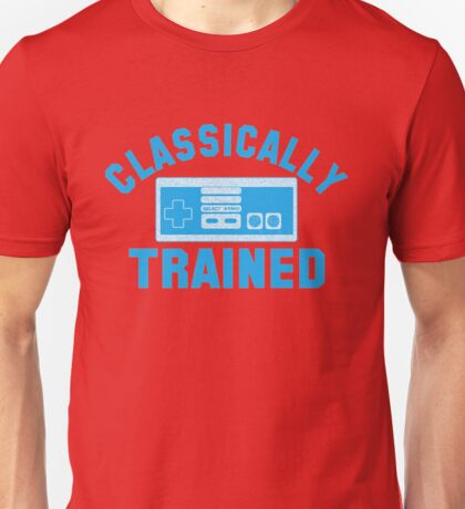Classically Nintendo Unisex T-Shirt