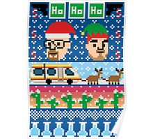 Breaking Christmas - Ugly Christmas Sweater Poster