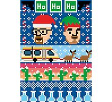 Breaking Christmas - Ugly Christmas Sweater Photographic Print