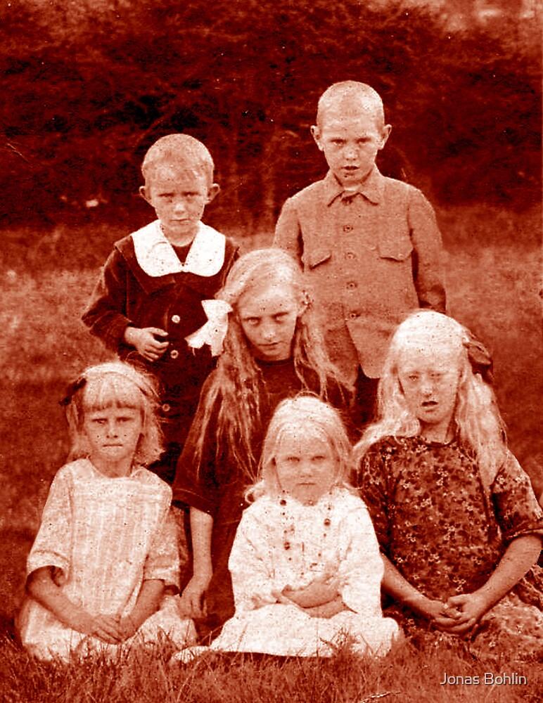 Evil Kids 1924 by Jonas Bohlin