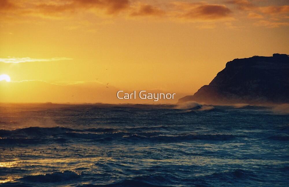 Bay Two - Sun Rise  by Carl Gaynor