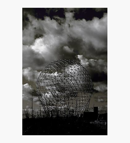 The Rise With Attitude  Photographic Print