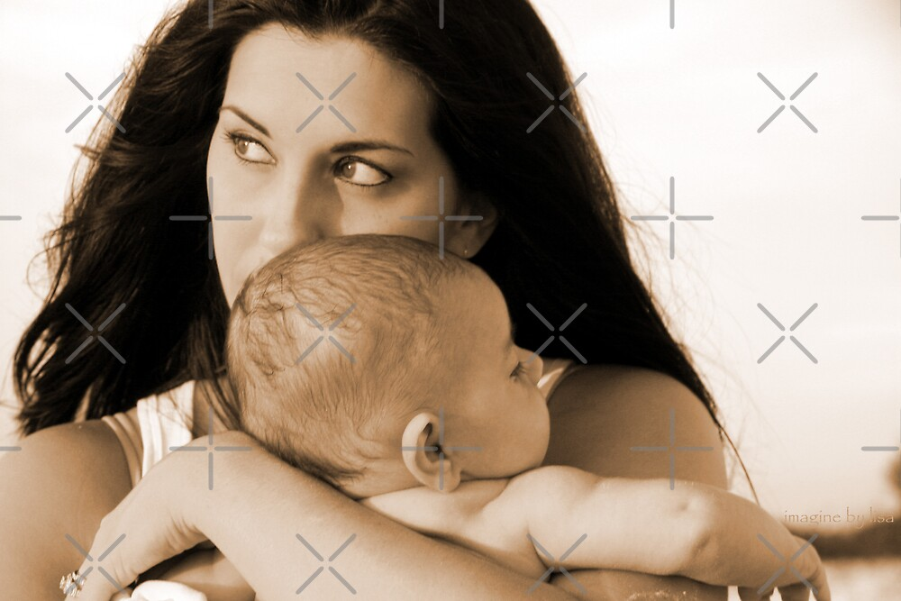 Mother&Son by Lisa Hildwine
