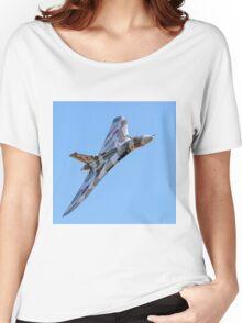 Avro Vulcan B.2 XH558 G-VLCN Women's Relaxed Fit T-Shirt
