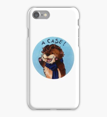 A Case! iPhone Case/Skin