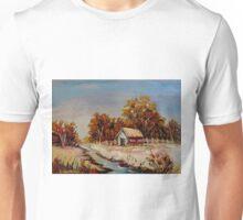 BEST SELLING CANADIAN LANDSCAPE PAINTINGS BY CANADIAN ARTIST CAROLE SPANDAU Unisex T-Shirt