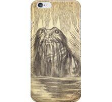 WODNIK iPhone Case/Skin