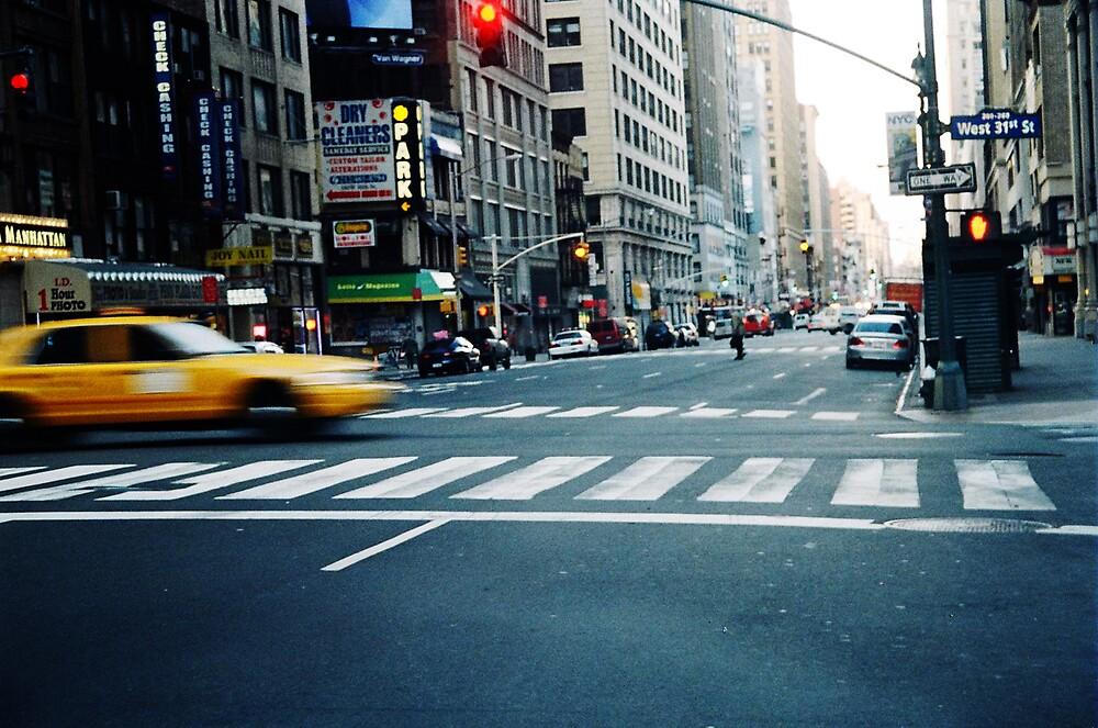 City Life by Kimberly Sharpe