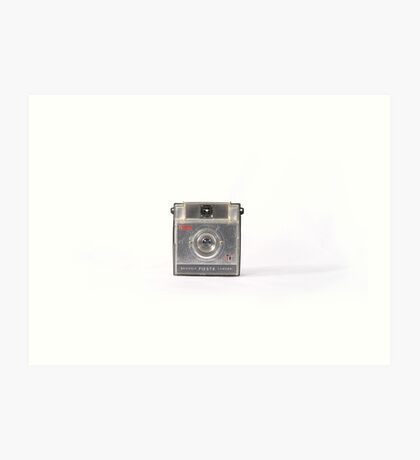 Antique Kodak Brownie Camera Art Print