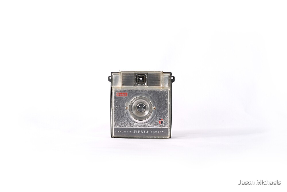 Antique Kodak Brownie Camera by Jason Michaels