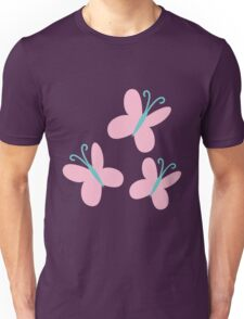 FlutterShy Cutie Mark Unisex T-Shirt