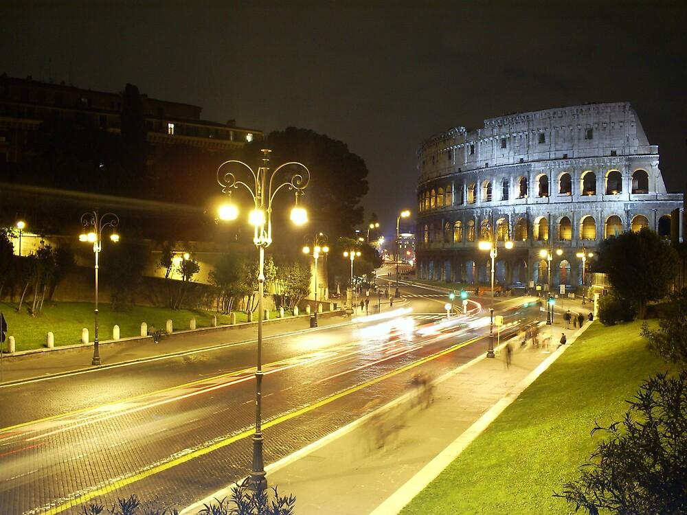 Colosseo by REDDOG