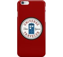 Doctor Who Converse Time Traveller iPhone Case/Skin