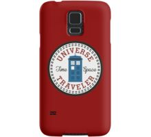 Doctor Who Converse Time Traveller Samsung Galaxy Case/Skin
