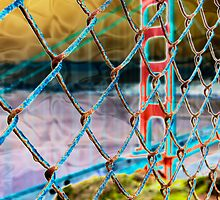 Fence and Bridge Artistry by Barry L White