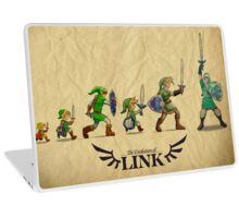 Evolution of Link Laptop Skin