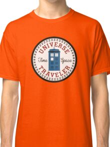 Doctor Who Converse Time Traveller Classic T-Shirt