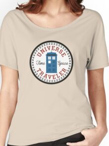 Doctor Who Converse Time Traveller Women's Relaxed Fit T-Shirt