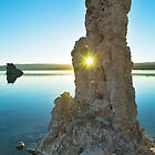 Tufa Sun Star by Barry L White