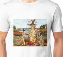 BEAUTIFUL STILL LIFE PAINTINGS AND PRINTS BY CANADIAN ARTIST CAROLE SPANDAU Unisex T-Shirt