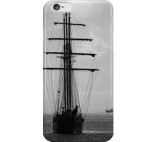 Tall Ship Ahoy! iPhone Case/Skin