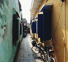 Bikes Vietnam by karlmagee