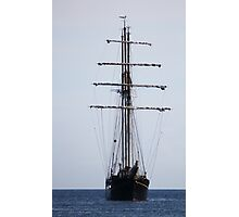 Tall Ship In Bangor Photographic Print