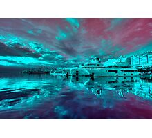 Rijeka Surreal  Photographic Print