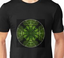 peacock collage Unisex T-Shirt