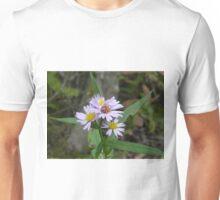 Alpine Asters Unisex T-Shirt