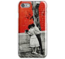 TO BE ALONE WITH YOU iPhone Case/Skin