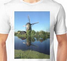 Historic Windmill Unisex T-Shirt