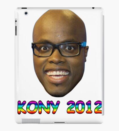 Jandino 2012 (Kony) iPad Case/Skin