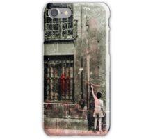 FIRST GRAFFITI iPhone Case/Skin
