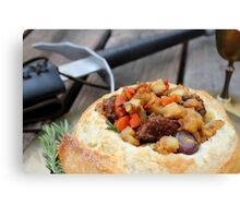 Winterfell Beef Stew Canvas Print