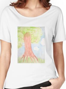 Simple Tree Women's Relaxed Fit T-Shirt