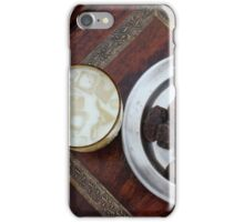 Iced Milk with Honey and Dates iPhone Case/Skin