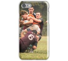 Tackle iPhone Case/Skin