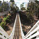 Quince Street Bridge by Heather Friedman