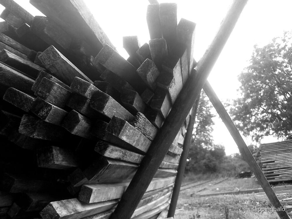Stockyard by slippinghalo