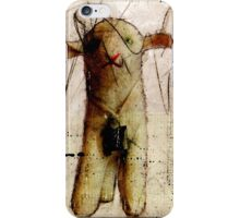 STUFFED LOVE iPhone Case/Skin