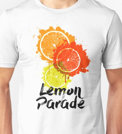 Lemon Parade Unisex T-Shirt