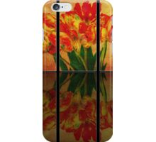 Tulips Reflections iPhone Case/Skin
