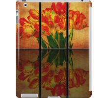 Tulips Reflections iPad Case/Skin
