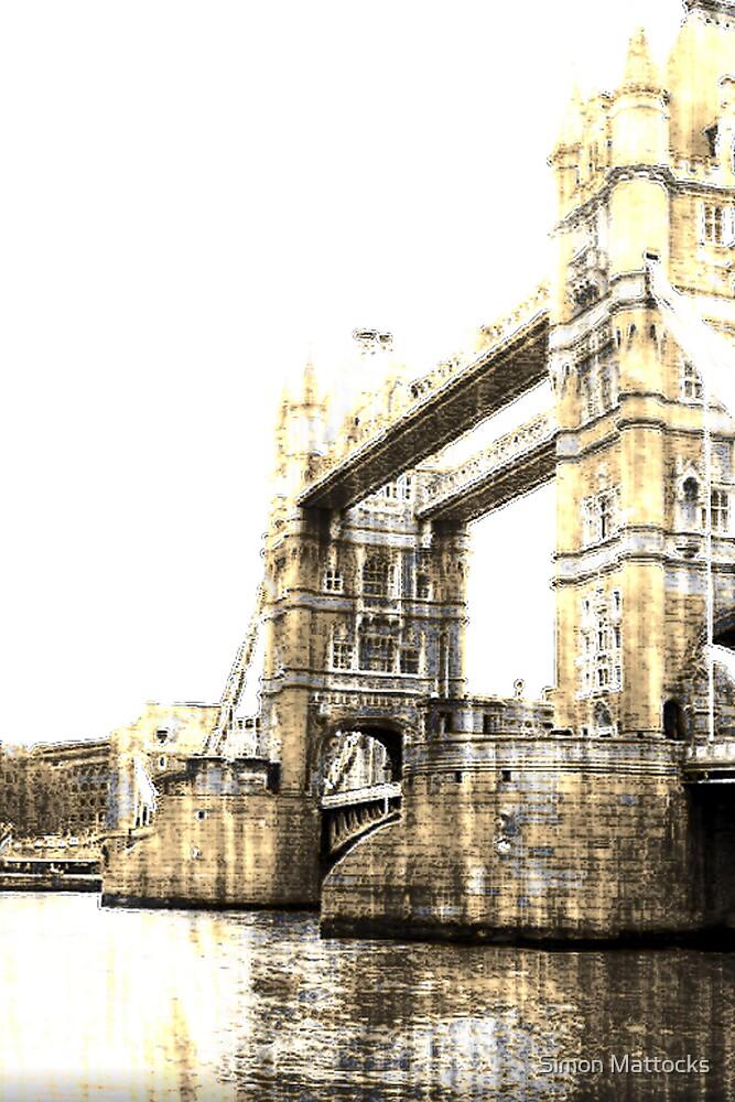 London Bridge by Simon  Mattocks