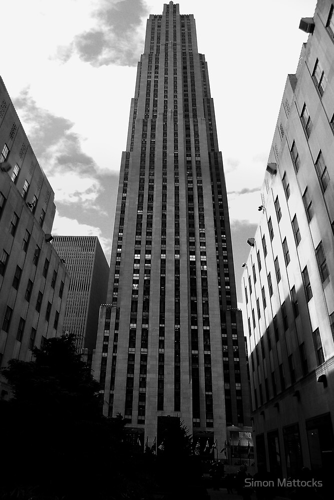Rockefeller by Simon  Mattocks