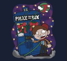 Lunar Holiday with the 11th Doctor Kids Clothes