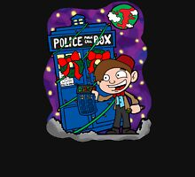 Lunar Holiday with the 11th Doctor Unisex T-Shirt