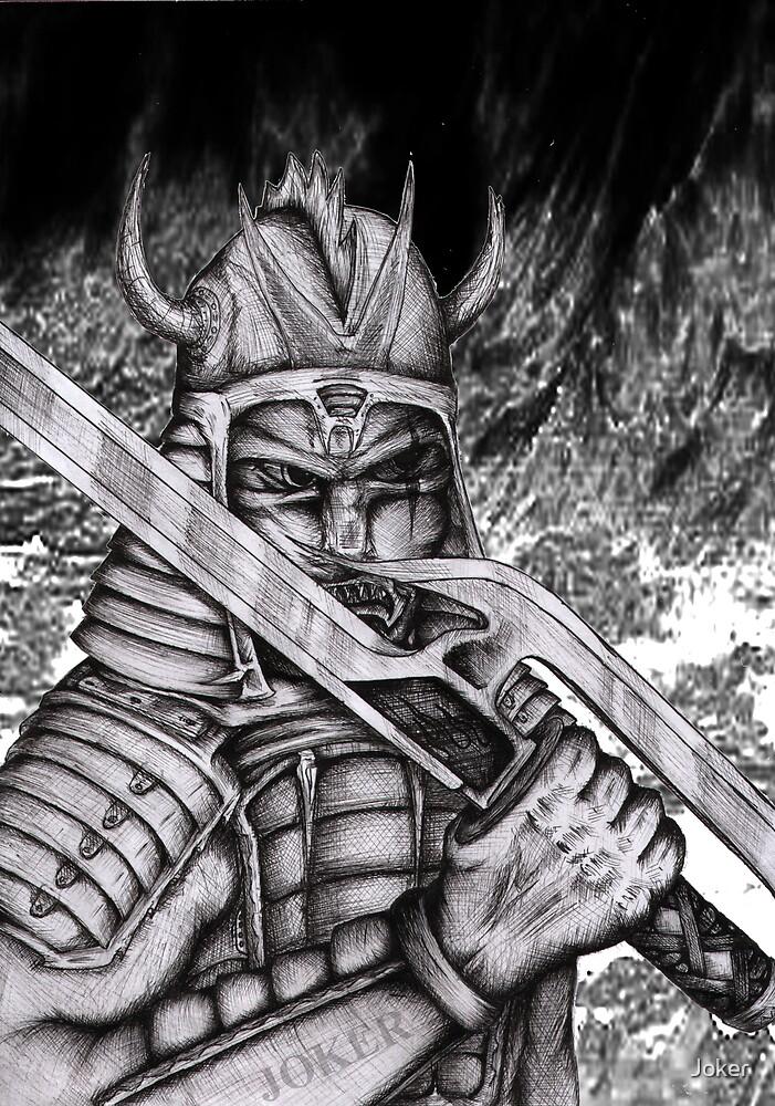 Satan's Samurai by Joker